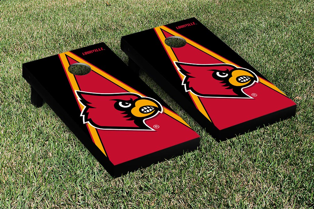 Louisville Cardinals Triangle Version