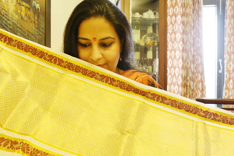 City Style, Miss Tina's Handloom Saris, Sector 29, Gurgaon