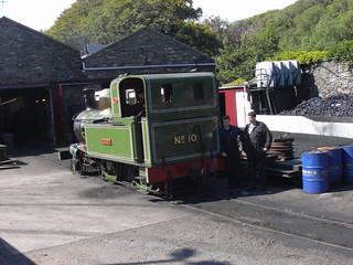 Douglas sheds, Isle of Man