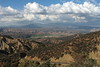 Scenic overlook of the Cuyama Valley by rozoneill