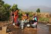 The tribal village of Gadiseskal - Odisha