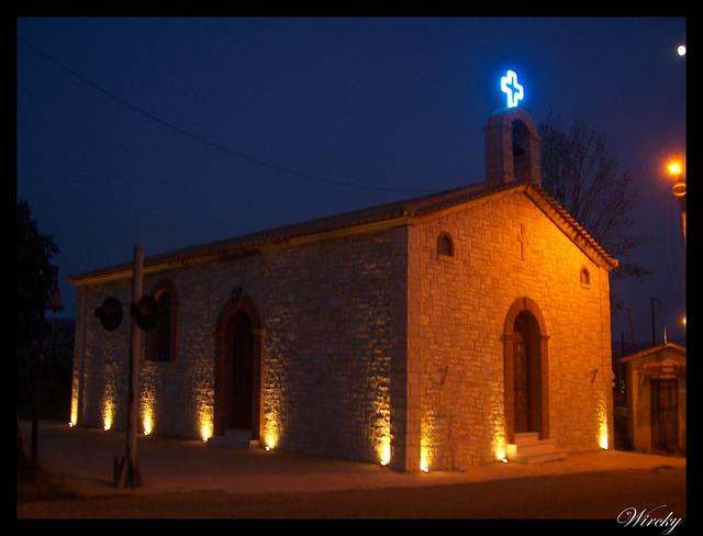 Grecia Nauplia Esparta Mistrás Olimpia - Iglesia en Olimpia
