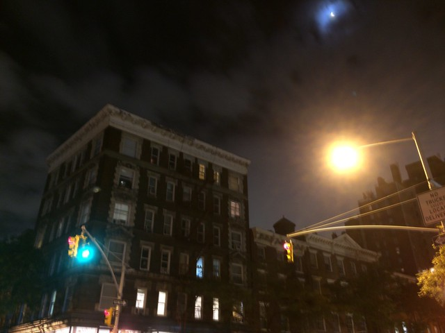 NYC Supermoon