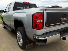 automobile, gmc, automotive exterior, pickup truck, wheel, vehicle, truck, bumper, land vehicle, luxury vehicle,
