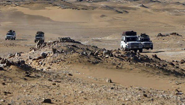 De Jalisco, varios de los turistas atacados en Egipto