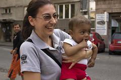 Pomoć migrantima u Info centru i Miksalištu