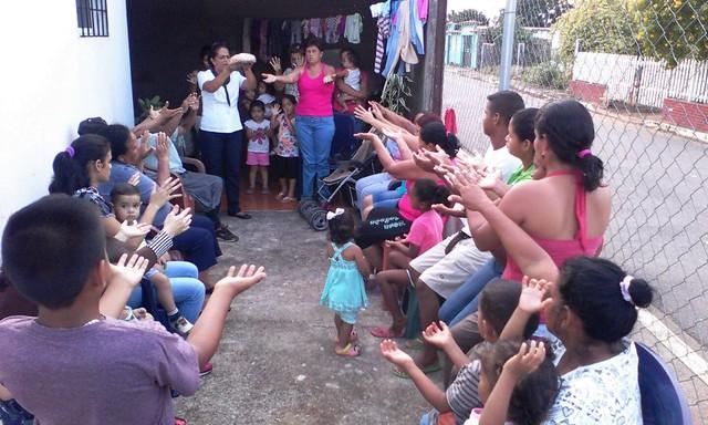 Casas de Oración: Estado Monagas 13-09-15