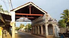 Rest place for pedestrian- தெருமூடி மடம்