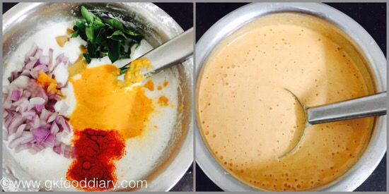 Tomato Dosa for Babies, Toddlers and Kids - step 3