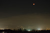 Supermoon Eclipse over Berkeley