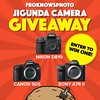 JIGUNDA Camera Giveaway: Nikon D810, Canon 5DS or Sony A7R II