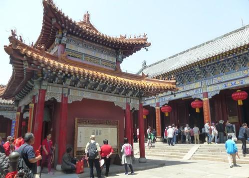 CH-Mont Taishan-Sommet 2-Bixia Temple (6)