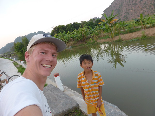 Vietnam 2015 - studiereis Tim