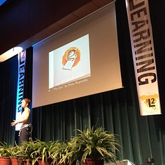 @morgankrajczar has us all captivated #learning2