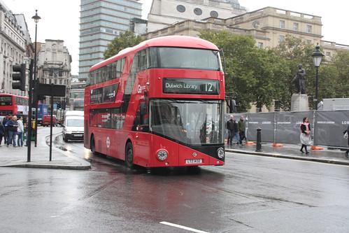 London Central LT432 LTZ1432