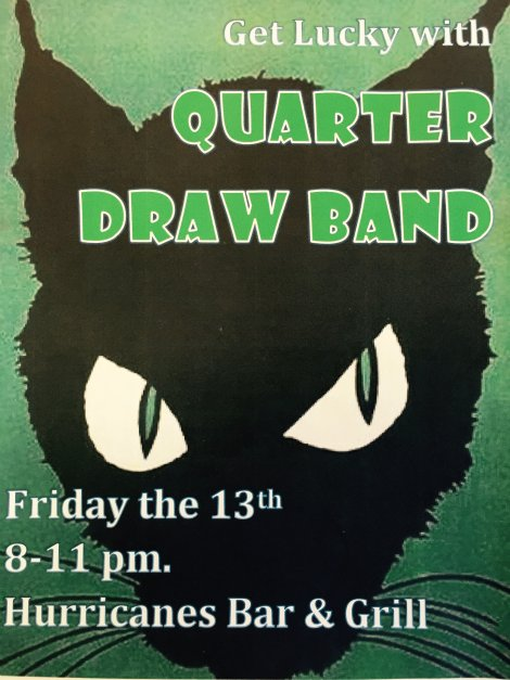 Quarter Draw Band 11-13-15
