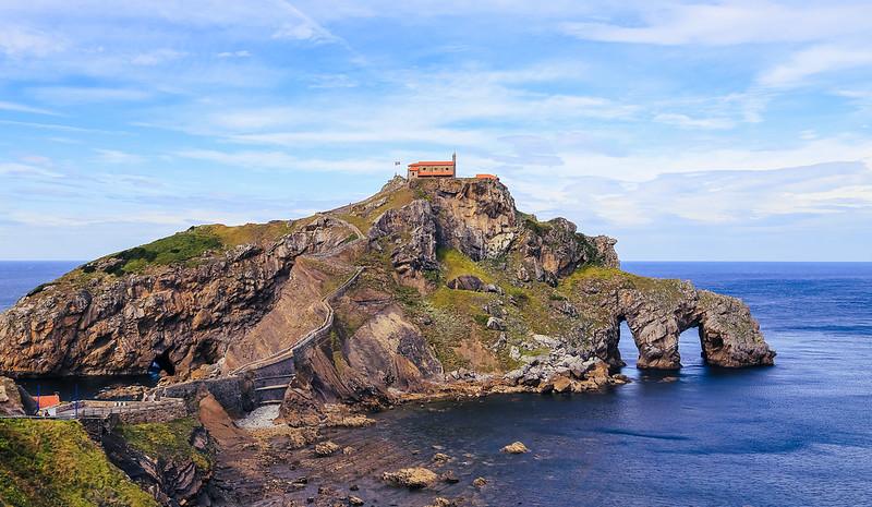 San Juan de Gaztelugatxe - Basque Country Spain