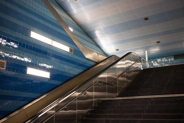 Hamburg Metro Stations