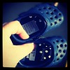 New tiny Crocs