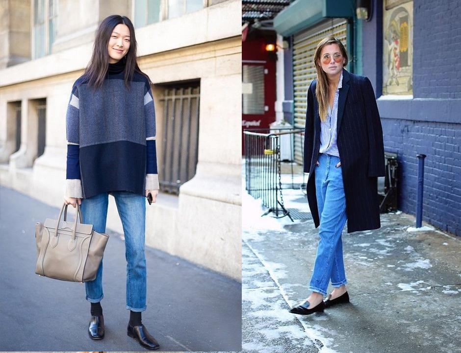 streight-leg-mom-jeans-street-style