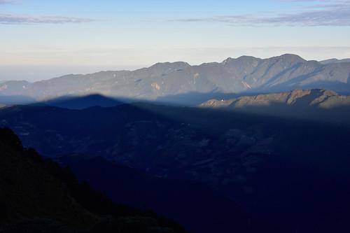 能高越嶺步道-奇萊山南峰