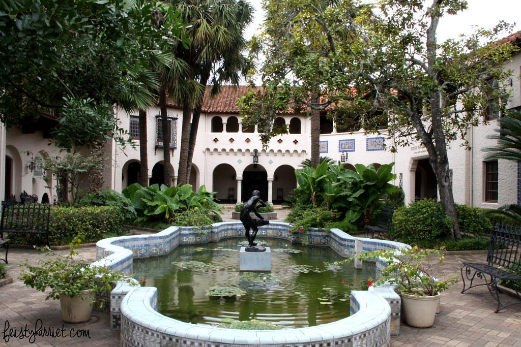 San Antonio - McNay Art Museum