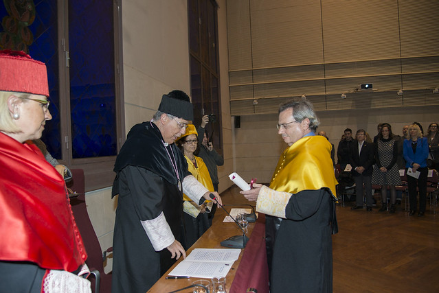 Honoris Causa Rafael Matesanz