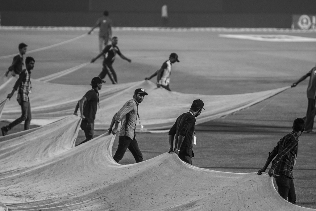 Unsung heroes of the cricket field.