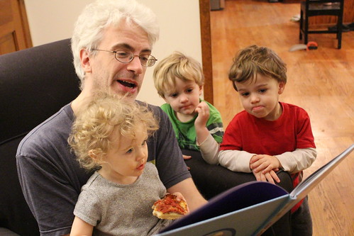 Storytime with Uncle Paul