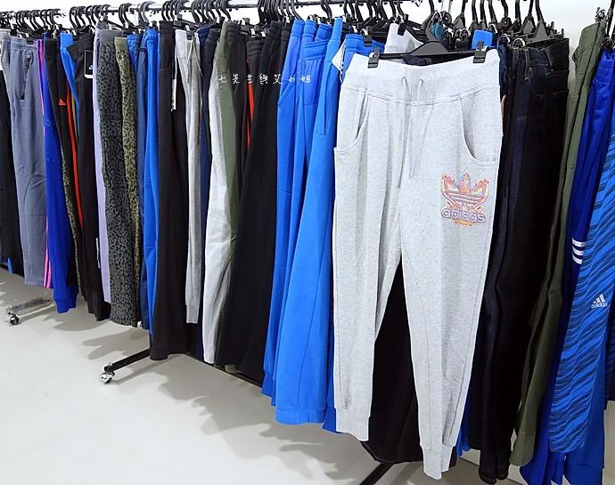 18 台中大墩食衣多品牌聯合特賣會,adidas服飾鞋包3折起、CONVERSE全面5折、愛的世界童裝2折起、牛仔特賣破盤特價、羽絨衣特價、MERRELL、asics、Reebok