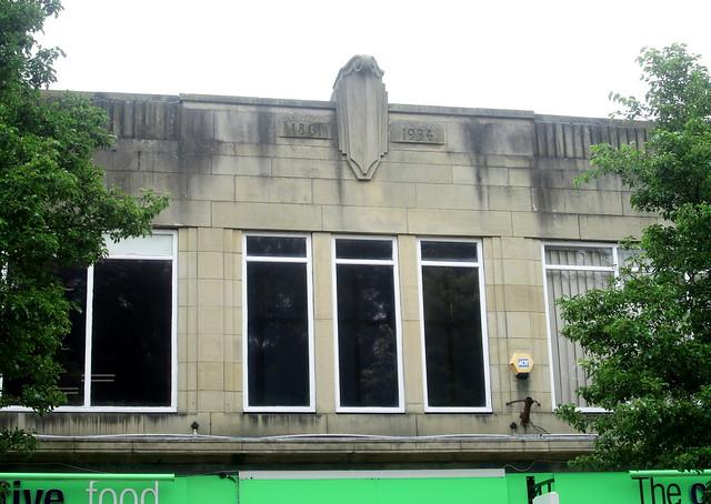 Buxton Art Deco Co-operative