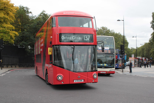 Arriva London South LT341 LTZ1341