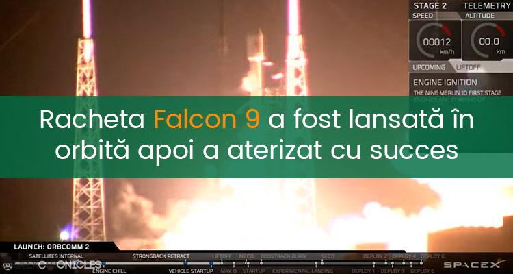 falcon 9 succes