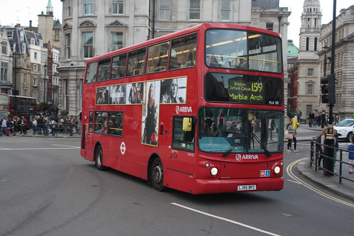 Arriva London South VLA152 LJ55BPZ