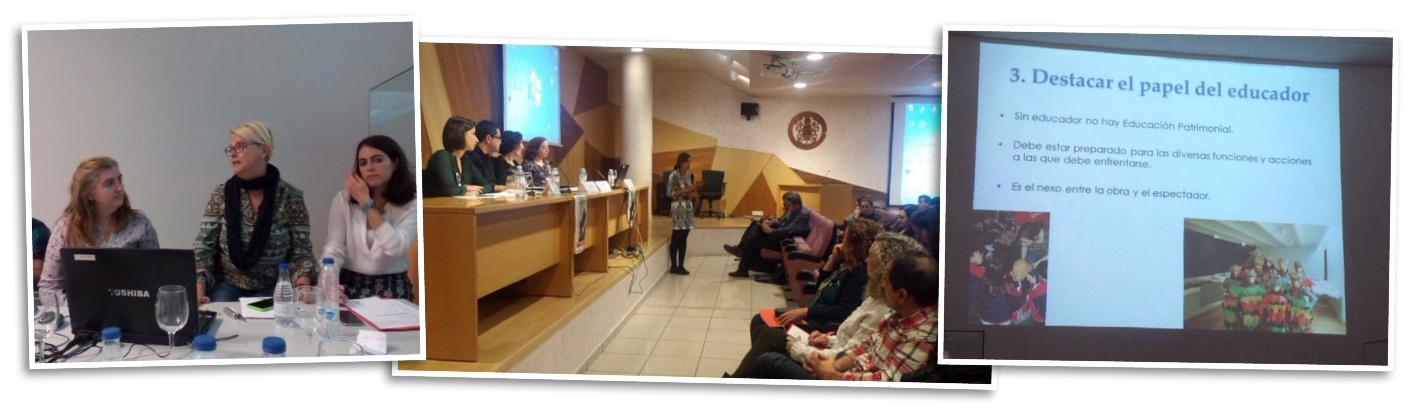 I Jornadas sobre Prácticas y Reflexiones en Educación Patrimonial'_prep1_valladolid_museos
