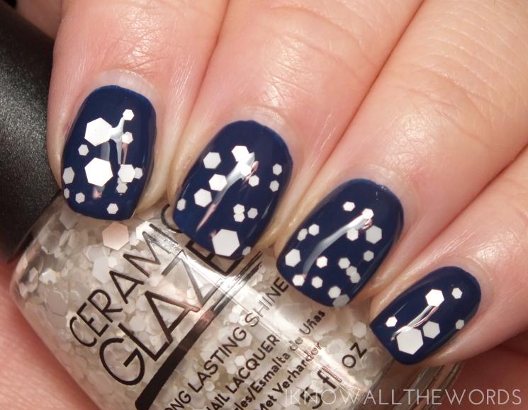 Ceramic Glaze Snow Queen