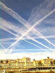 Stitching the Sky