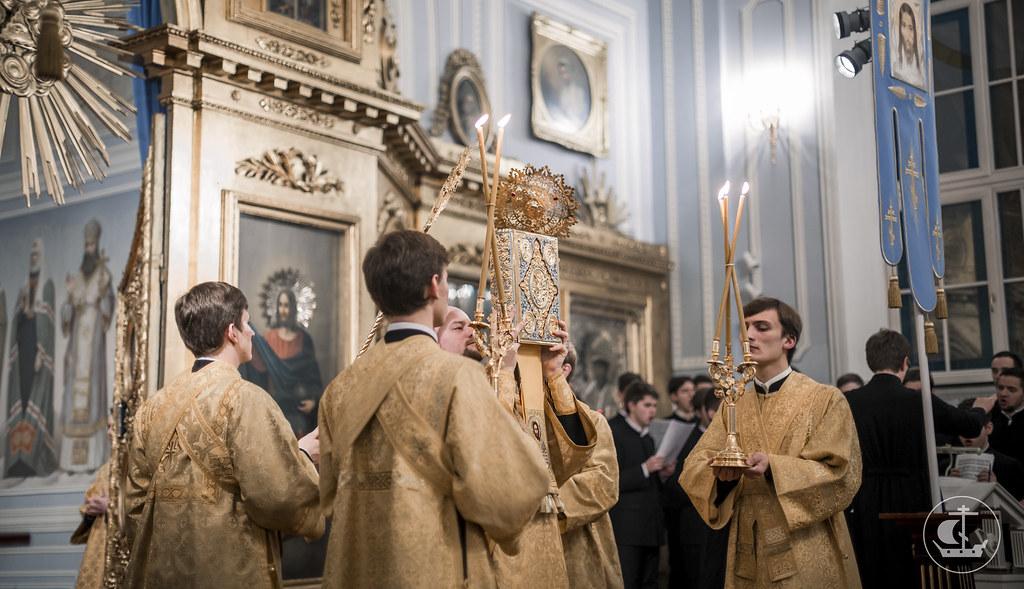 12 ноября 2016, Всенощное бдение накануне Недели 21-й по Пятидесятнице / 12 November 2016, Vigil on the eve of the 21th Week after Pentecost