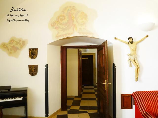 Hotel Ruze薔薇飯店Krumlov庫倫諾夫 (15)