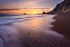 St Oswald's sunset