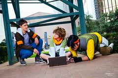Lance, Pidge & Hunk