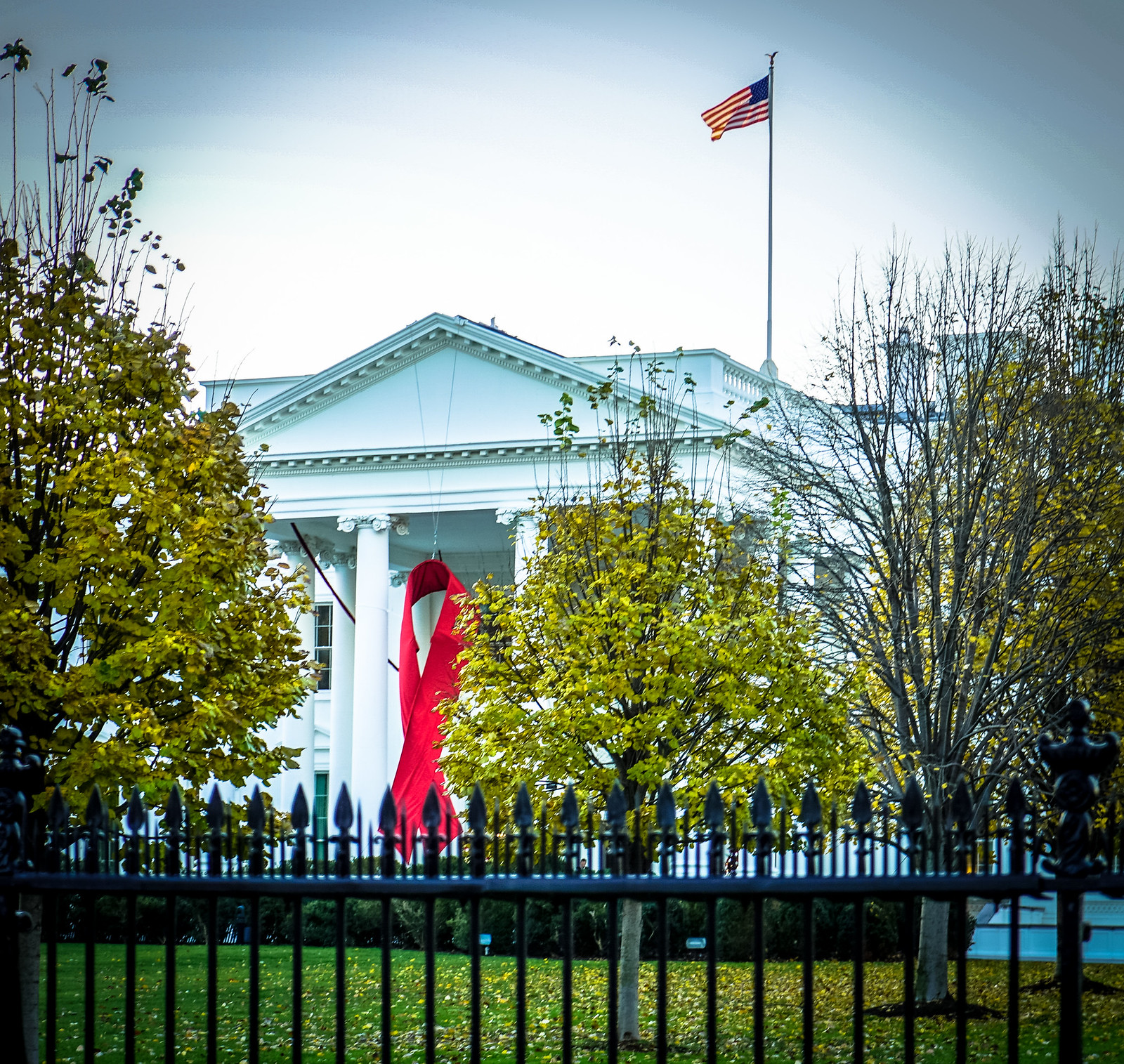2016.12.01 World AIDS Day at The White House, Washington, DC USA 09223
