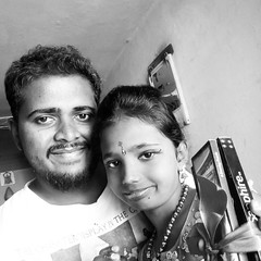 With the #BirthdayGirl :heart_eyes: My bestie, My angel and my love. Sister from another Mother!  Have a great year #Subbi aka Gayathri:kissing_heart: #Birthday #Wishes