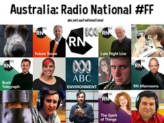 Australia: Radio National on Twitter #FF