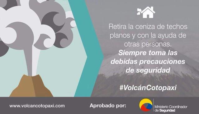#VolcánCotopaxi