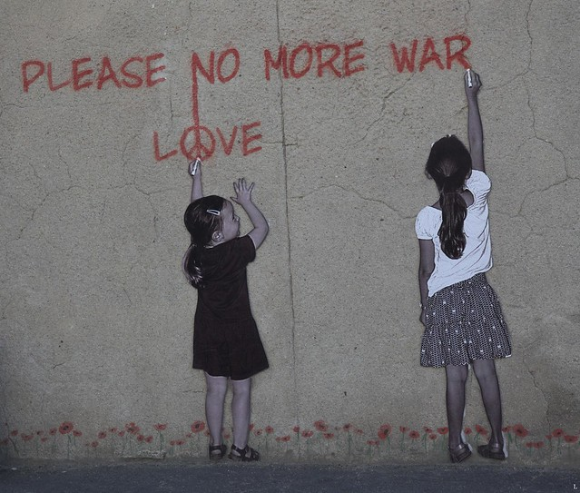 Please No More War Love