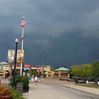 Calling it early! #thunderstorms #ohio