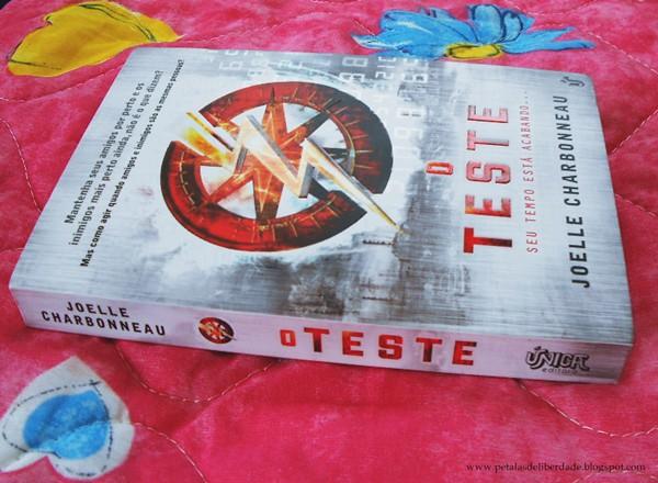 Resenha, livro, O Teste, Joelle Charbonneau
