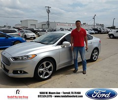 #HappyBirthday Brent from Stanley Pier at Randall Noe Ford!