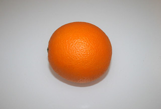 01 - Zutat Bio-Orange / Ingredient orange